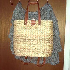 Handbags - Picnic backpack purse